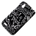 Panic ! At The Disco Lyric Quotes HTC Desire V (T328W) Hardshell Case View4