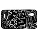 Panic ! At The Disco Lyric Quotes HTC Desire VT (T328T) Hardshell Case View1