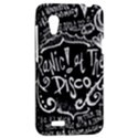 Panic ! At The Disco Lyric Quotes HTC Desire VT (T328T) Hardshell Case View2