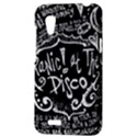 Panic ! At The Disco Lyric Quotes HTC Desire VT (T328T) Hardshell Case View3