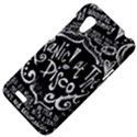 Panic ! At The Disco Lyric Quotes HTC Desire VT (T328T) Hardshell Case View4