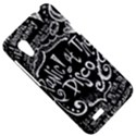 Panic ! At The Disco Lyric Quotes HTC Desire VT (T328T) Hardshell Case View5
