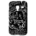 Panic ! At The Disco Lyric Quotes Samsung Galaxy Ace Plus S7500 Hardshell Case View3
