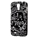 Panic ! At The Disco Lyric Quotes Samsung Galaxy S4 I9500/I9505 Hardshell Case View3