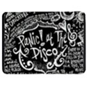 Panic ! At The Disco Lyric Quotes Samsung Galaxy Tab 7  P1000 Flip Case View1