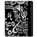 Panic ! At The Disco Lyric Quotes Samsung Galaxy Tab 10.1  P7500 Flip Case View3