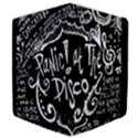 Panic ! At The Disco Lyric Quotes Samsung Galaxy Tab 10.1  P7500 Flip Case View4
