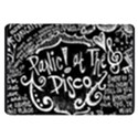 Panic ! At The Disco Lyric Quotes Samsung Galaxy Tab 8.9  P7300 Flip Case View1