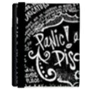 Panic ! At The Disco Lyric Quotes Samsung Galaxy Tab 8.9  P7300 Flip Case View3