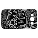 Panic ! At The Disco Lyric Quotes Samsung Galaxy Win I8550 Hardshell Case  View1