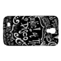 Panic ! At The Disco Lyric Quotes Samsung Galaxy Mega 6.3  I9200 Hardshell Case View1