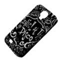 Panic ! At The Disco Lyric Quotes Samsung Galaxy S4 Classic Hardshell Case (PC+Silicone) View4