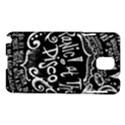 Panic ! At The Disco Lyric Quotes Samsung Galaxy Note 3 N9005 Hardshell Case View1
