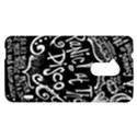 Panic ! At The Disco Lyric Quotes HTC One Max (T6) Hardshell Case View1