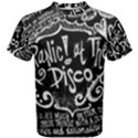 Panic ! At The Disco Lyric Quotes Men s Cotton Tee View1