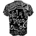 Panic ! At The Disco Lyric Quotes Men s Cotton Tee View2