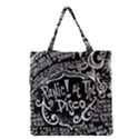 Panic ! At The Disco Lyric Quotes Grocery Tote Bag View1