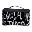 Panic ! At The Disco Lyric Quotes Cosmetic Storage Case View1