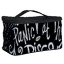 Panic ! At The Disco Lyric Quotes Cosmetic Storage Case View2