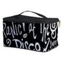 Panic ! At The Disco Lyric Quotes Cosmetic Storage Case View3