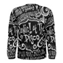 Panic ! At The Disco Lyric Quotes Men s Long Sleeve Tee View2
