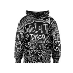 Panic ! At The Disco Lyric Quotes Kids  Pullover Hoodie