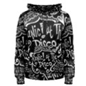 Panic ! At The Disco Lyric Quotes Women s Pullover Hoodie View1