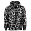 Panic ! At The Disco Lyric Quotes Men s Zipper Hoodie View1