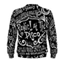 Panic ! At The Disco Lyric Quotes Men s Sweatshirt View2