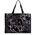 Panic ! At The Disco Lyric Quotes Zipper Mini Tote Bag View1