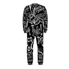Panic ! At The Disco Lyric Quotes OnePiece Jumpsuit (Kids)