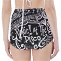 Panic ! At The Disco Lyric Quotes High-Waisted Bikini Bottoms View2
