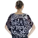 Panic ! At The Disco Lyric Quotes Blouse View2