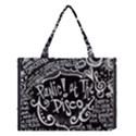 Panic ! At The Disco Lyric Quotes Medium Tote Bag View1