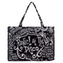 Panic ! At The Disco Lyric Quotes Medium Zipper Tote Bag View1