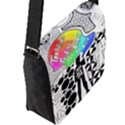 Panic ! At The Disco Flap Messenger Bag (L)  View2