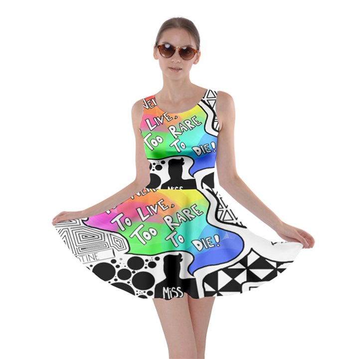 Panic ! At The Disco Skater Dress
