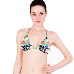 Panic ! At The Disco Bikini Top
