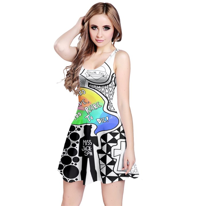 Panic ! At The Disco Reversible Sleeveless Dress