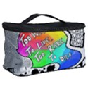 Panic ! At The Disco Cosmetic Storage Case View2