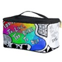 Panic ! At The Disco Cosmetic Storage Case View3