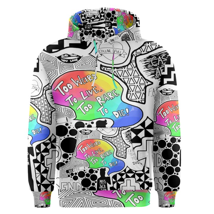 Panic ! At The Disco Men s Pullover Hoodie