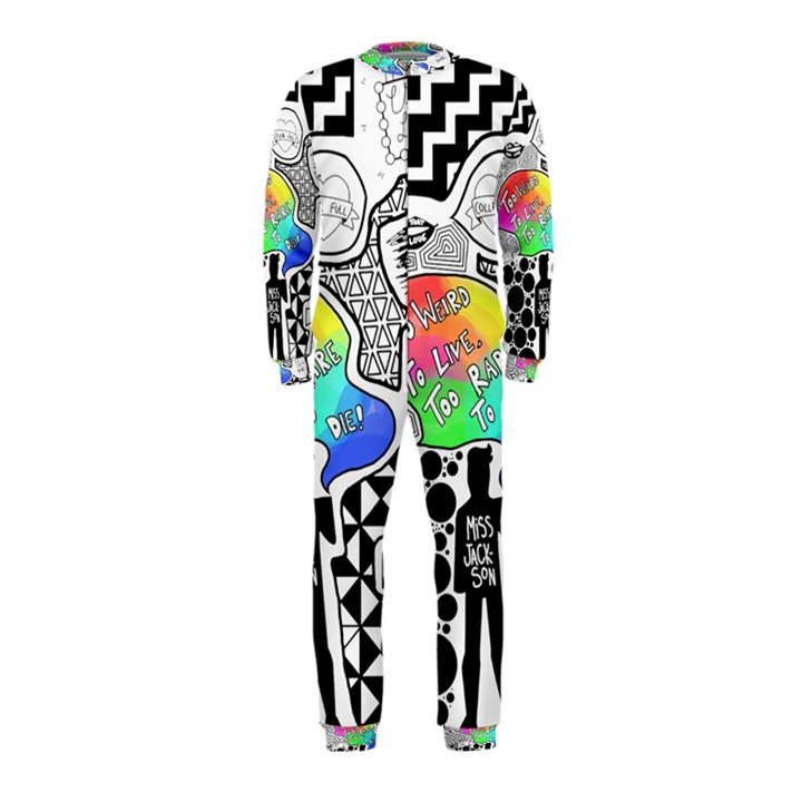 Panic ! At The Disco OnePiece Jumpsuit (Kids)