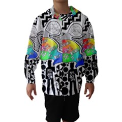 Panic ! At The Disco Hooded Wind Breaker (kids)