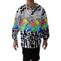 Panic ! At The Disco Hooded Wind Breaker (Kids) View1