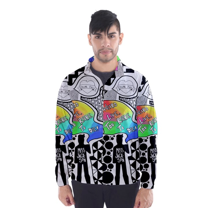 Panic ! At The Disco Wind Breaker (Men)