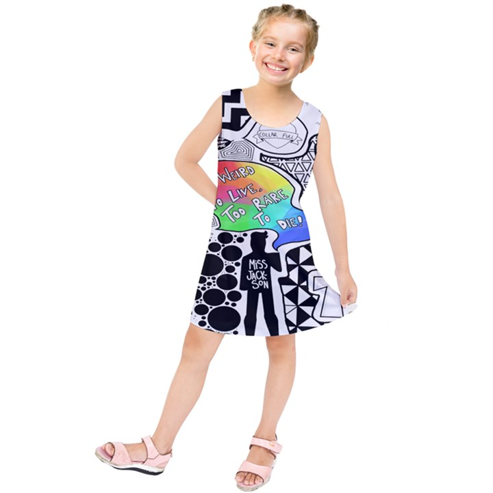 Panic ! At The Disco Kids  Tunic Dress