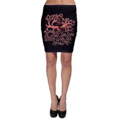 Panic At The Disco   Lying Is The Most Fun A Girl Have Without Taking Her Clothes Bodycon Skirt