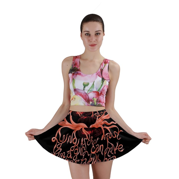 Panic At The Disco   Lying Is The Most Fun A Girl Have Without Taking Her Clothes Mini Skirt