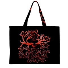 Panic At The Disco   Lying Is The Most Fun A Girl Have Without Taking Her Clothes Zipper Mini Tote Bag